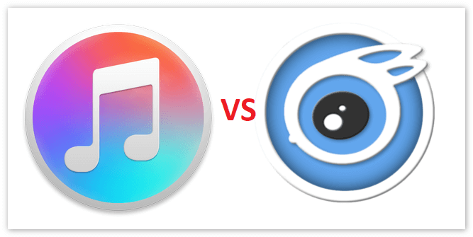 iTunes vs iTools